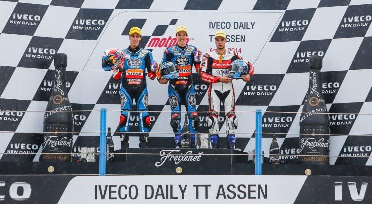 podio moto3