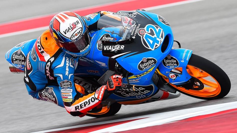 Alex rins moto3