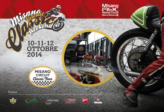 misano classic weekend 2014