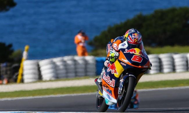miller australia moto3