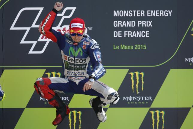 Lorenzo jorge 2015