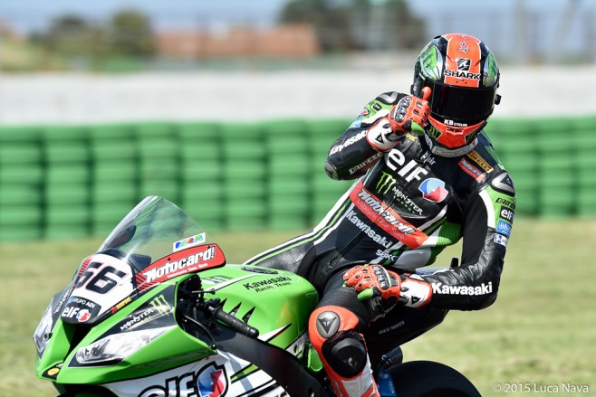 Tom-Sykes-Superpole-Misano by Luca Nava