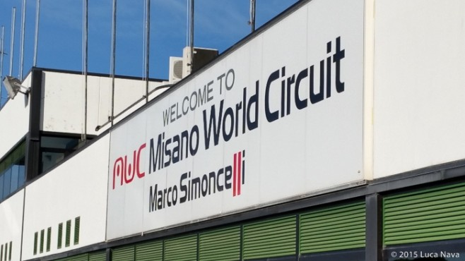 Welcome to Misano World Circuit by Luca Nava
