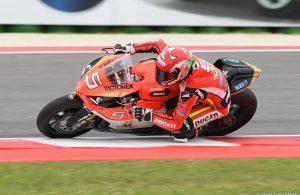 STK Qualifying Faccani