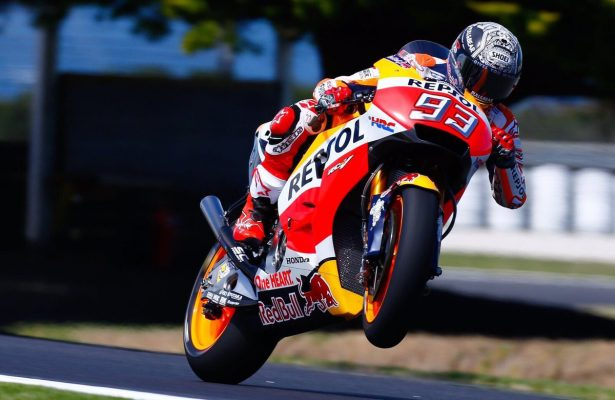 Marquez-test-MotoGP-Phillip-Island