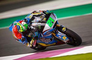 Franco Morbidelli GP Qatar 2017