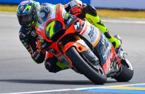 Lorenzo Baldassarri prove libere Moto2 Le Mans 2017