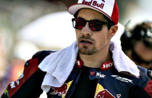 Nicky Hayden Red Bull Honda Superbike