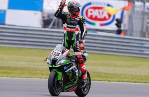 Tom Sykes Donington SBK 2017