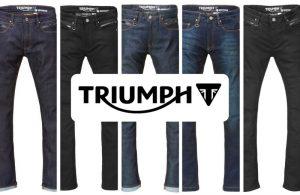 Triumph Riding Denim Jeans