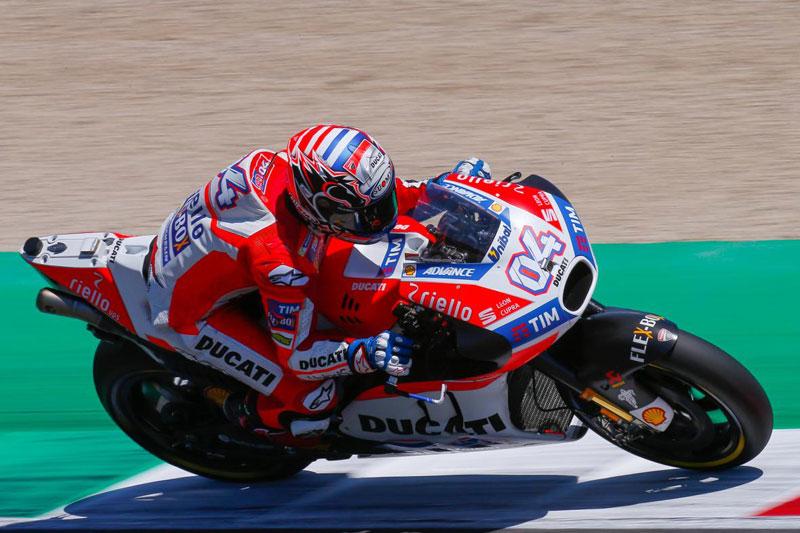 Andrea Dovizioso vittoria Mugello 2017 MotoGP