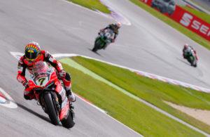 Davies-vittoria-Gara1-Lausitzring
