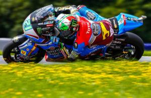 Franco Morbidelli Moto2 GP Austria 2017