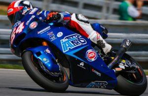 Mattia Pasini pole Moto2 Brno