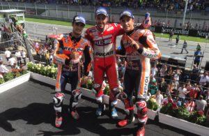 podio-MotoGP-Austria