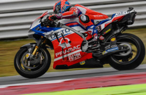 Danilo Petrucci MotoGP Misano 2017