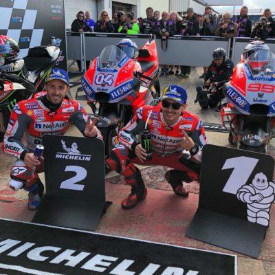Qualifiche-MotoGP-doppietta-Silverstone