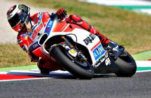 Jorge Lorenzo pole Misano 2018