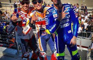 podio-MotoGP-Aragon