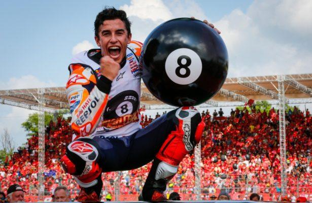 Marquez-campione-del-mondo-ottava-volta