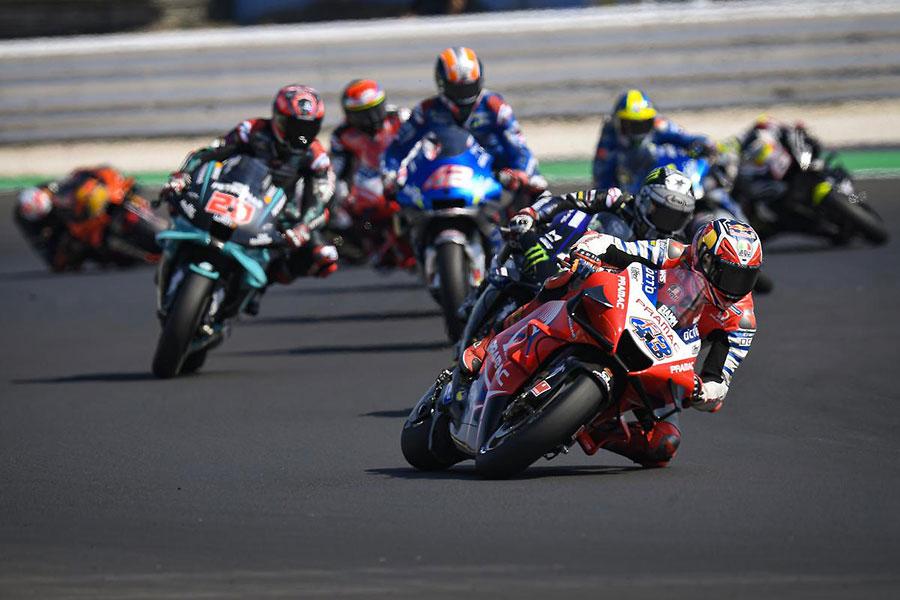 MotoGP San Marino 2020 Jack Miller #43